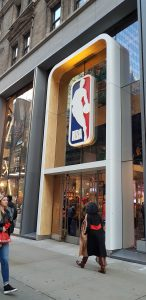 NBA, 5th Avenue @Adélaïde