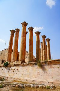Jerash by Romain
