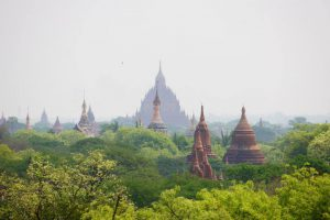 Temples de Bagan Birmanie //www.facebook.com/romain.supertramp.3