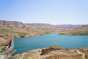Wadi Mujib by Romain
