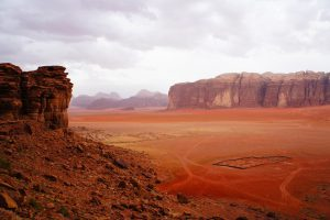 Wadi Rum by Romain